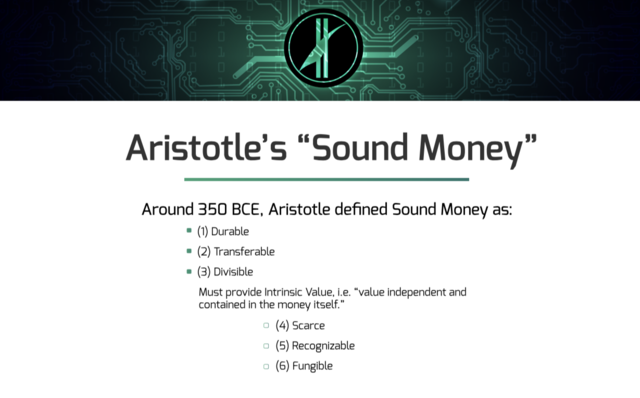 cryptocurrency powerpoint presentation