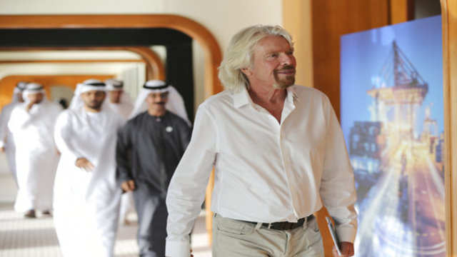 Richard Branson wants hyperloop rides in India to be under $150
