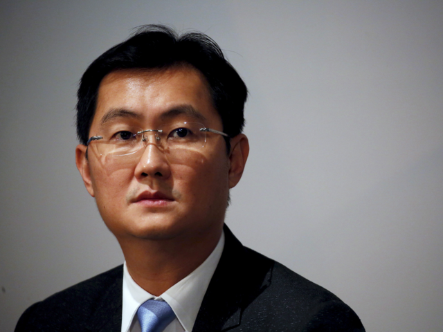 8. Pony Ma Huateng, CEO of Tencent. Net worth: £33.6 billion ($45.6 billion). Ma is now China's richest man.