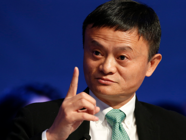 9. Jack Ma, executive chairman of Alibaba Group. Net worth: £28.9 billion ($39.2 billion). Alibaba is China's biggest e-commerce company.