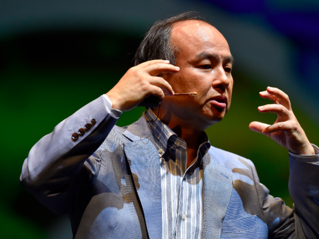11. Masayoshi Son, founder and CEO of SoftBank. Net worth: £16.8 billion ($22.8 billion). SoftBank has a huge $100 billion tech investment fund.