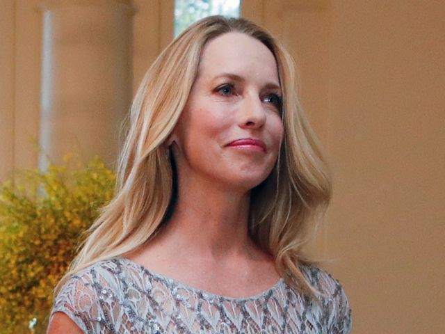17. Laurene Powell Jobs, widow of Steve Jobs. Net worth: £13.9 billion ($18.9 billion). She founded social impact enterprise Emerson Collective and was recently rumoured to be in talks to back BuzzFeed's news division.