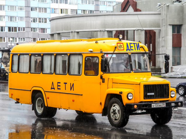What School Buses Look Like In 12 Countries Around The