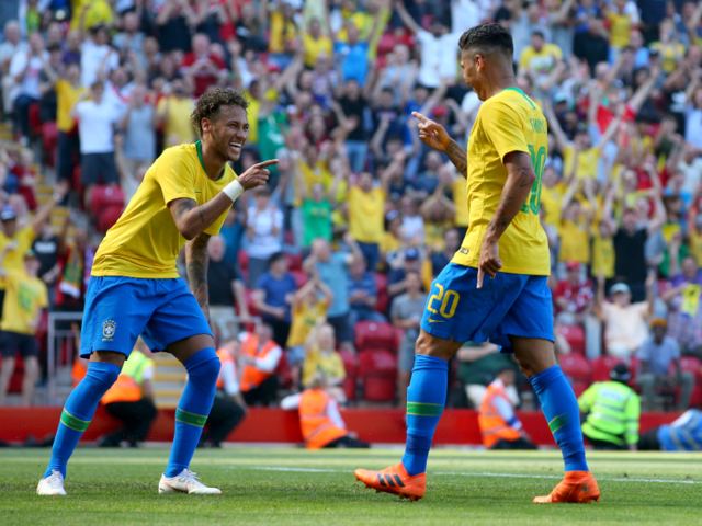 Balanced Brazil reduces dependence on superstar Neymar