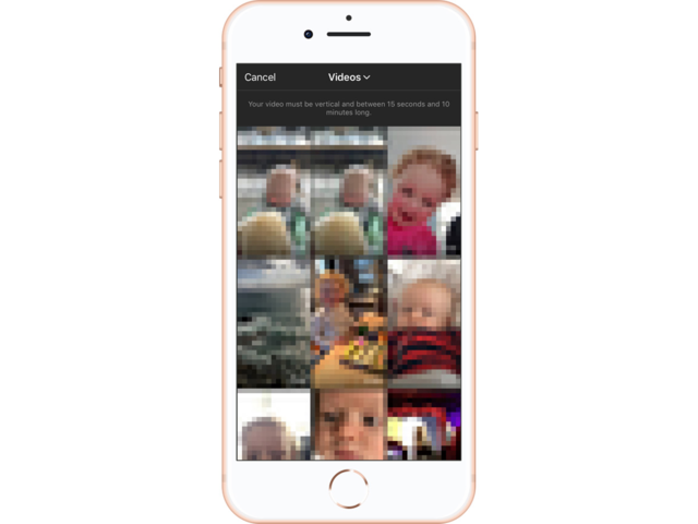 Nếu muốn làm ngôi sao mạng xã hội thì bạn hãy học cách dùng IGTV đi là vừa