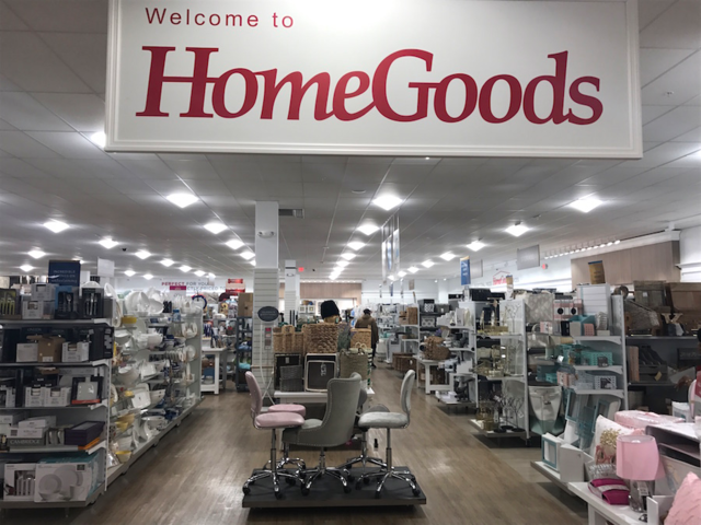 This HomeGoods Store Was Part Of A Larger TJ Maxx Store On The Outskirts Of  Philadelphia. The Store Was Almost Brand New U2014 It Opened In November.