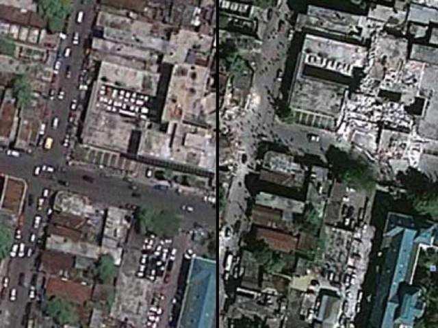 2010Haiti earthquake — 300,000 deaths