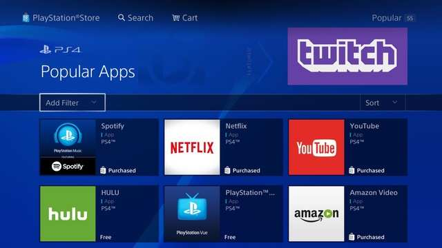 5. The PlayStation 4 has every major streaming service, including Netflix, Hulu, HBO, Spotify, Twitch, Amazon Video, and more. It even has PlayStation Vue, its own over-the-top subscription TV service. In contrast, the Nintendo Switch only has Hulu among its supported streaming offerings right now.