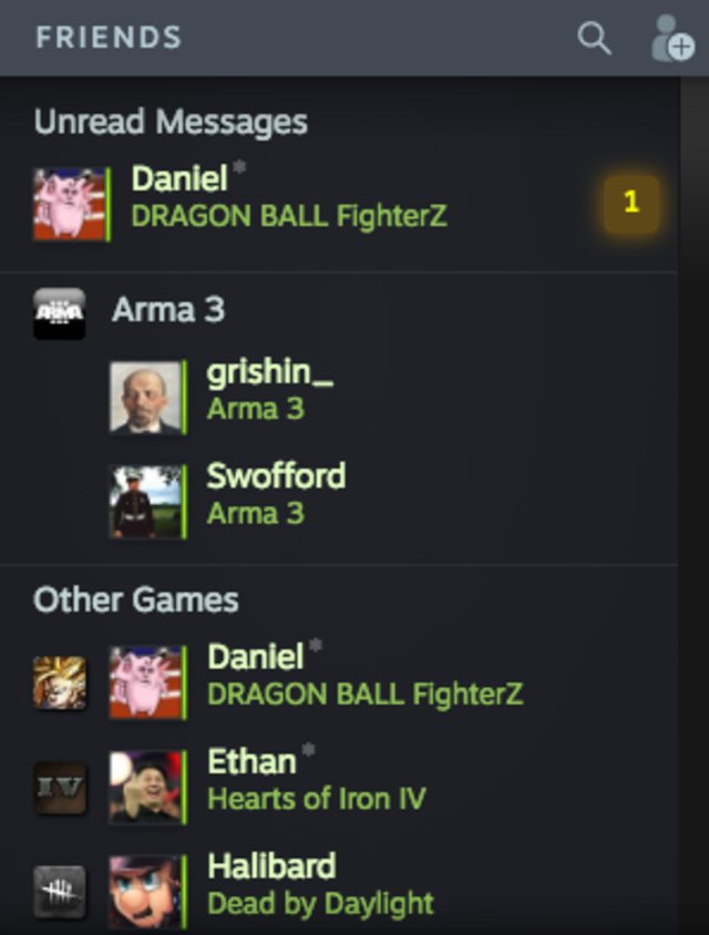 The new and improved Steam Chat is here to take on Discord