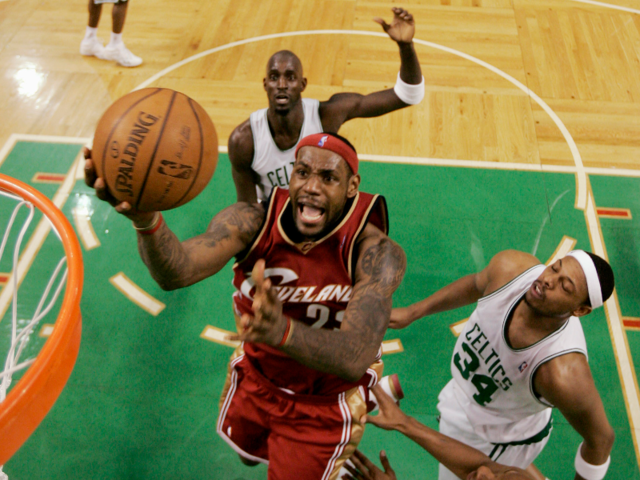 13e141085915f RANKED  All 16 of LeBron James  teams through his career - including ...