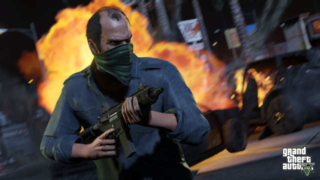 We probably won't see the next major 'Grand Theft Auto' game