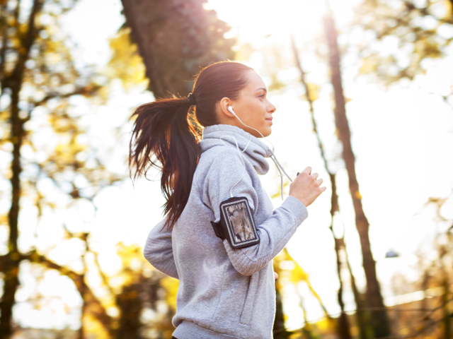 Myth: The best time to work out is first thing in the morning.
