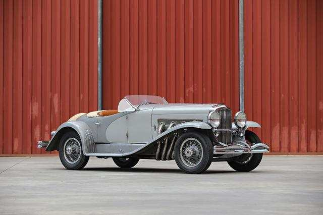 1935 Duesenberg SSJ: Estimate: (in excess of $10,000,000)
