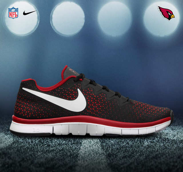 fc0a4a90f69a Nike once released sick special-edition sneakers for all 32 NFL ...