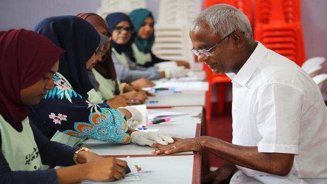 Here's what the result of Maldives' Presidential election means for India and China