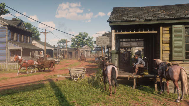 Red Dead Redemption 2 PS4 File Size Revealed