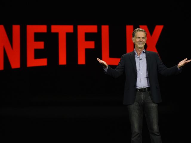 No. 5: Netflix, $152,262