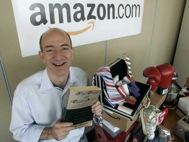 No. 29: Amazon, $138,413