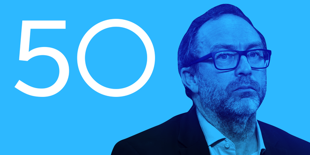 Wikipedia founder Jimmy Wales: There's going to be an