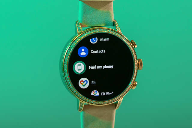 Google made some subtle changes to its smartwatch operating