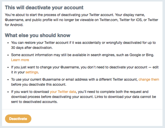 DELETE YOUR ACCOUNT: How to wipe your personal information
