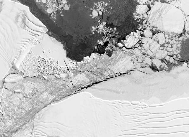 Weird Rectangular Iceberg in Antarctica Isn't Alone, NASA Photos Show