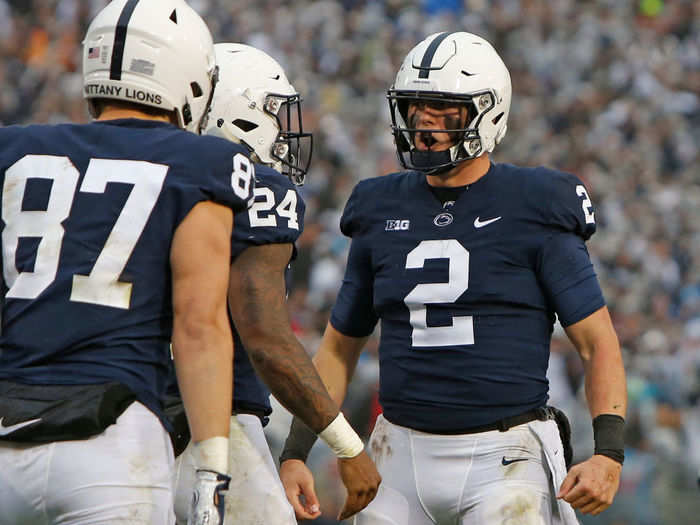 On the outside, looking in, for now: Penn State and Utah