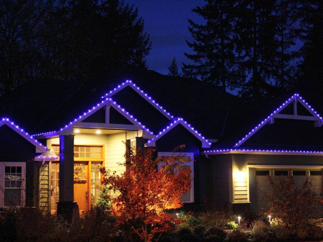 Permanent Christmas Lights.The Best Christmas Lights You Can Buy Businessinsider