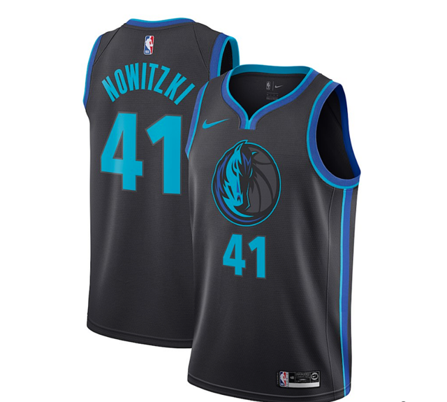 49461bd74 The Dallas Mavericks didn t do much — except become more neon. Not our  favorite.
