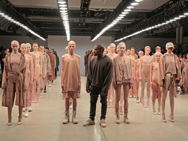 b4b9dab6f310 Kayne West made some wild allegations about the success of his Yeezy brand  in a Twitter rampage earlier this year, writing that it had