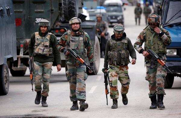 India is 'right-sizing' its military as part of a plan to