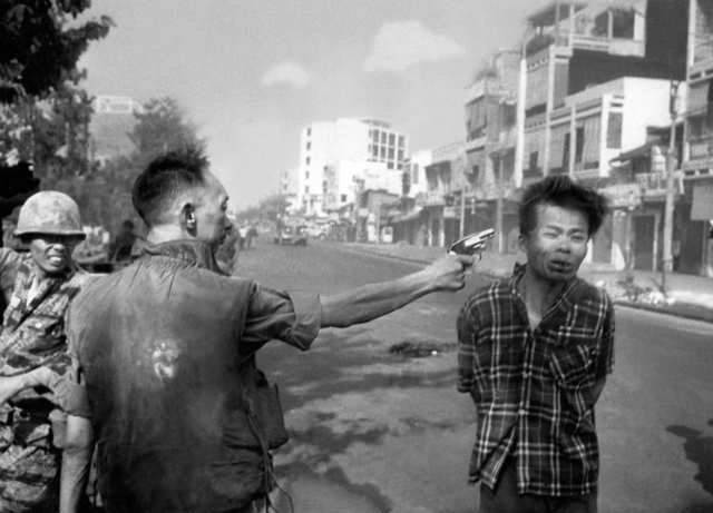 5. Saigon Execution (1968)