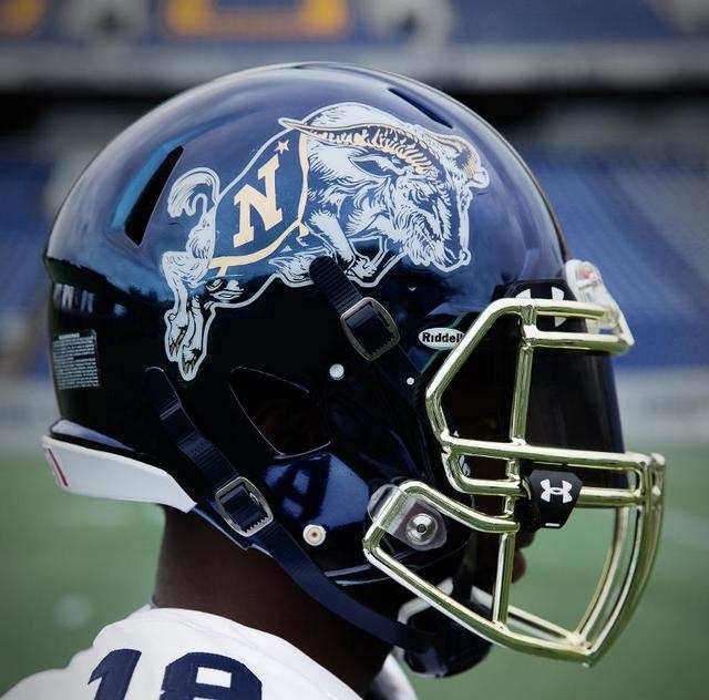 The Naval Academy S Army Navy Game Uniform Is A Tribute To A Beloved