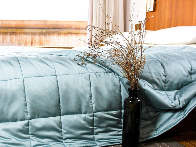 The Best Weighted Blankets You Can Buy Businessinsider