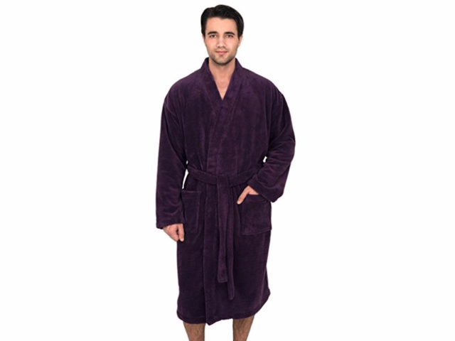 033354b843 The best men s bathrobes you can buy