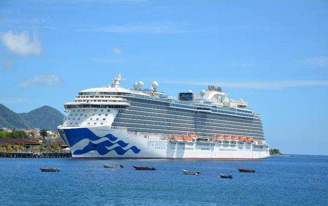 6. A Woman fell overboard off Norwegian Cruise Line ship ...