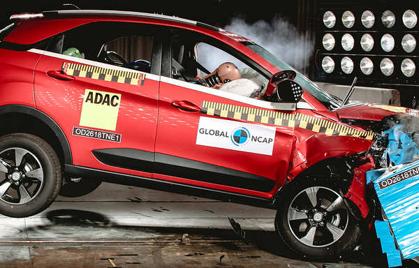 5 Star Auto >> Tata Nexon Becomes The First Indian Car To Score A 5 Star Rating In