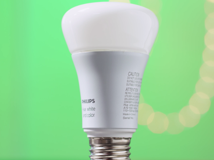 Most Philips Hue smart systems require three components: a Philips Hue bulb ...