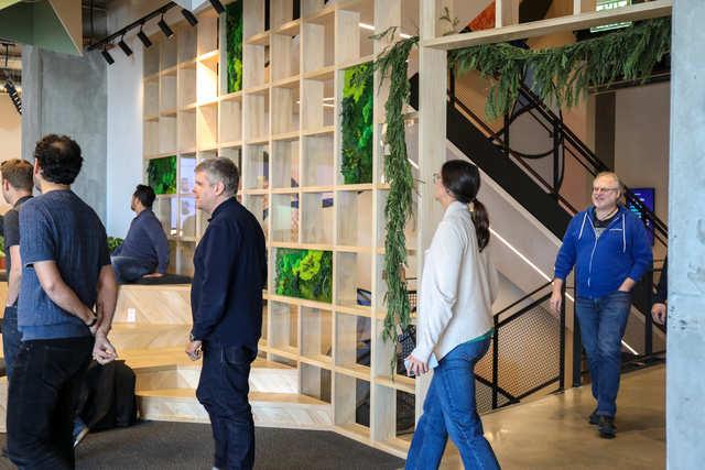 We visited the new San Francisco office of $19 billion Atlassian