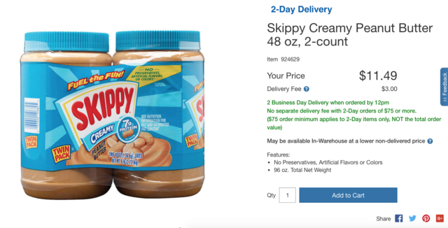 We compared prices on Amazon and Costco to see which offers better