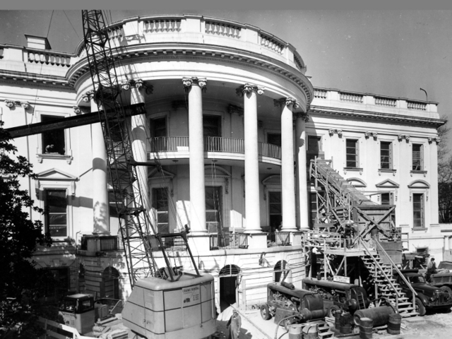 The Wildest And Weirdest Facts About The White House From Hauntings