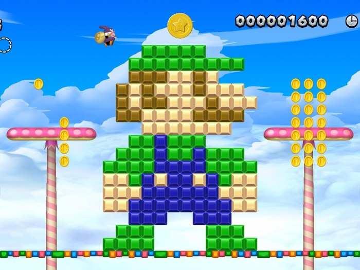 """New Super Mario Bros. U Deluxe"" is two games in one: Both ""New Super Mario Bros. U,"" and ""New Super Luigi U."""