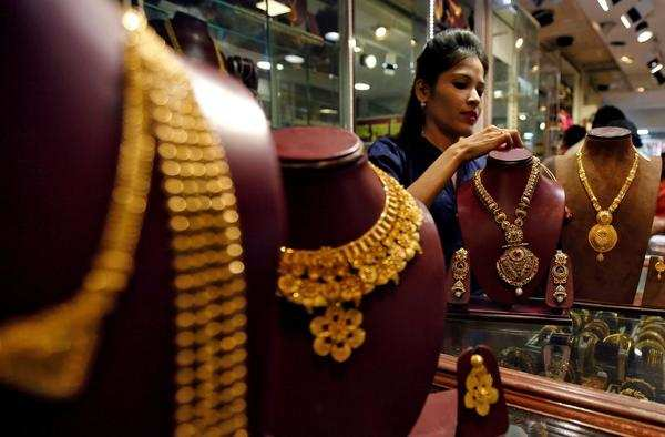 Indians are buying less gold and electronics— and that's helping the economy