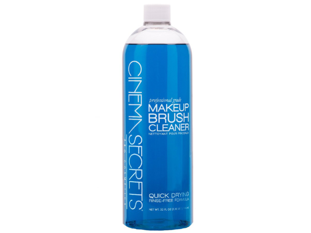 The best makeup brush cleaner overall