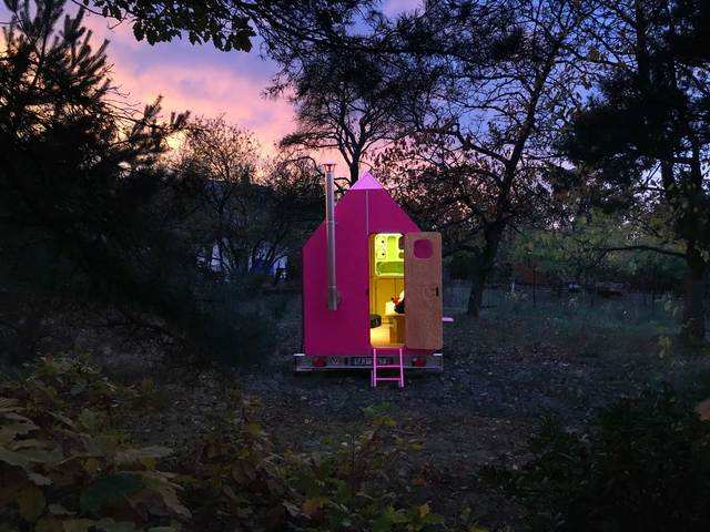 At $10,000, the Magenta is among the cheapest tiny homes on the market.
