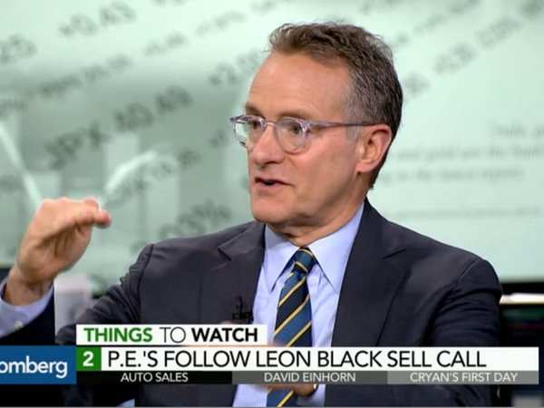Billionaire Howard Marks' advice for investors looking to