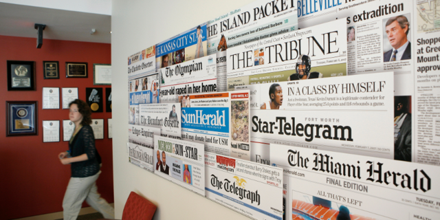 More than 2,100 people lost their jobs in a media landslide so far