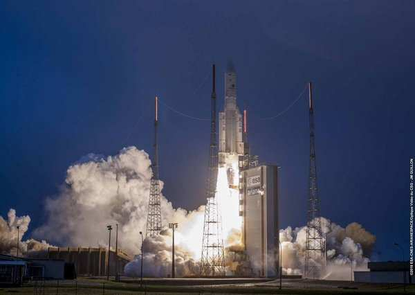 India successfully launches its 40th communication satellite ... 2d623ea9f