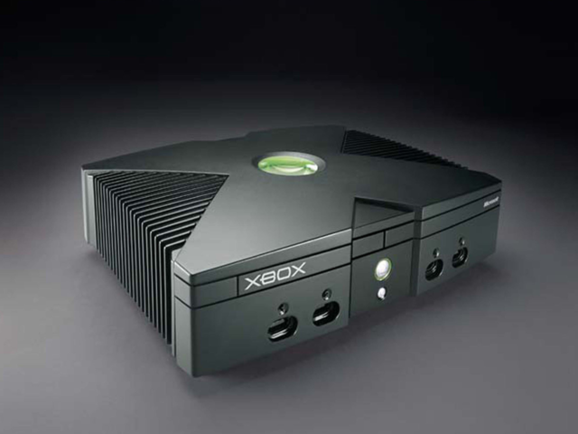 Microsoft jumped into the gaming console market in 2001 with Xbox.