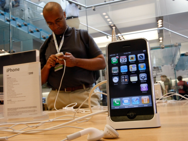 Released in 2007, the iPhone revolutionized the way we use technology.